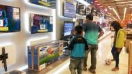 Para ver el Mundial: los precios de las TV de más de 40