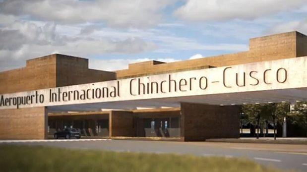 Construcción de Chinchero iniciaría en último trimestre de 2016