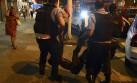 Graves disturbios en Copacabana dejan un muerto