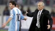 Sabella cree que Argentina tiene más aura de campeón por Messi