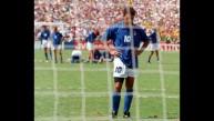 Roberto Baggio y penal que marcó su carrera como jugador
