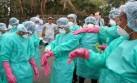 El ébola causa 147 muertes en África occidental