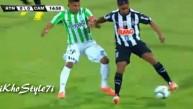 Ronaldinho vuelve a demostrar su magia en la Copa Libertadores