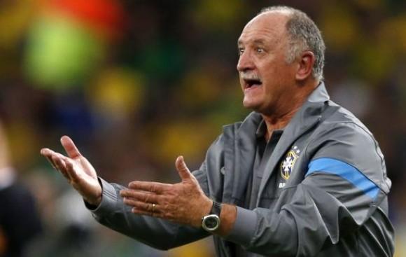 Scolari anunció a nueve jugadores que convocará para el Mundial