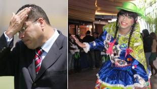 Felipe Mantequilla vs. la Drag Queen Folk