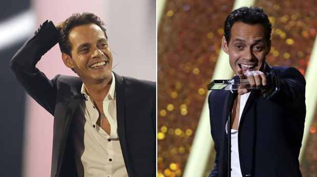 Billboard Latino 2014: Marc Anthony arrasó con diez premios