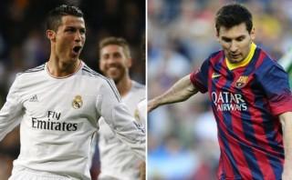Goles de Messi y Cristiano entre los cuatro mejores de Europa
