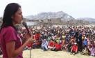 Nadine Heredia hará gira nacional para fortalecer su partido