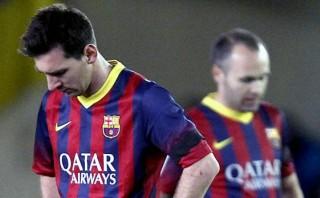 ¿Adiós Liga? Barcelona igualó 2-2 ante el Getafe en el Camp Nou
