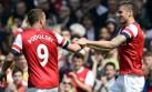 Arsenal asegura cupo a la Champions con victoria al West Brom