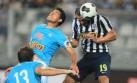 Guevgeozián y sus cinco goles de cabeza en el Torneo del Inca