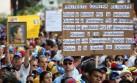 El 59% de venezolanos desaprueba la gestión de Nicolás Maduro