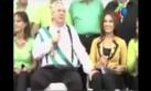Bolivia: Alcalde pide disculpas a periodista que manoseó