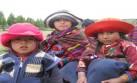 Más del 50% de niños en Cañaris e Incahuasi están desnutridos