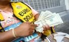 Policía busca a cambista que fugó con US$90 mil
