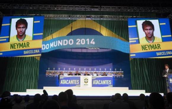 Sin Kaká ni Ronaldinho: Brasil presentó lista para el Mundial