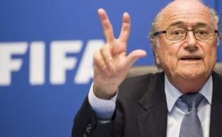 Joseph Blatter buscará ser reelecto como presidente de la FIFA