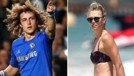 ¿Qué hay entre Maria Sharapova y el brasileño David Luiz?