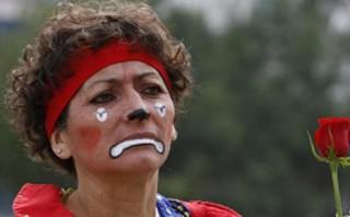 Madres de los desaparecidos marcharon en Ciudad de México
