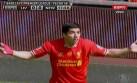 El golazo de Luis Suárez que le fue anulado al Liverpool