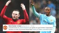 Manchester United felicitó al City por título de Premier League