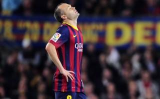 """Iniesta: """"Sería brutal ganar la Liga, sería la más celebrada"""""""