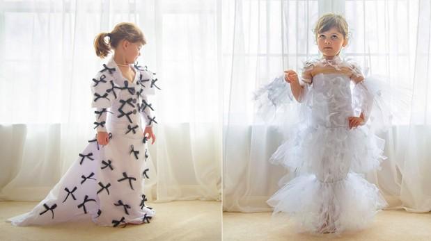 Esta niña de 4 años es la nueva 'modelo estrella' de Vogue