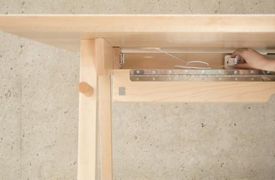 ¿Buscando eficiencia? Este escritorio te da lo que necesitas