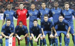 Francia dio lista de 23 sin Samir Nasri en la nómina