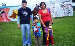 La familia en cuestión, por Rossana Echeandía