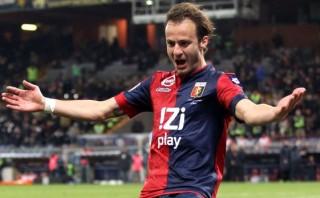 Genoa felicitó a Gilardino por 'llamado', pero no va al Mundial