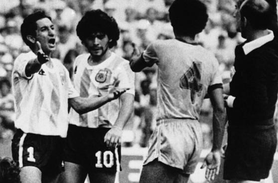 Tévez, Maradona y los cracks argentinos excluidos de mundiales