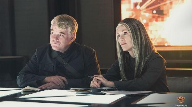 """Primeras imágenes de """"Hunger Games: Mockingjay 1"""""""