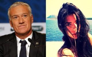 Técnico de Francia denuncia a novia de Samir Nasri por injurias
