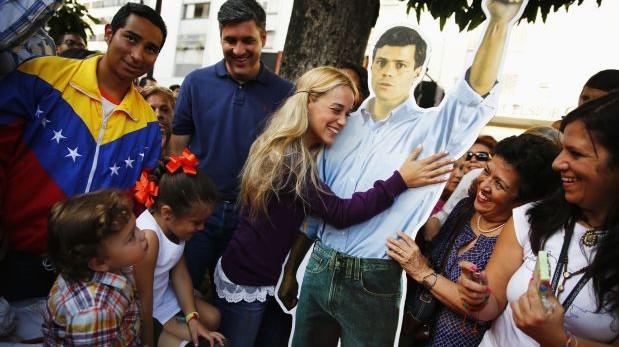 Harvard premia al opositor venezolano Leopoldo López