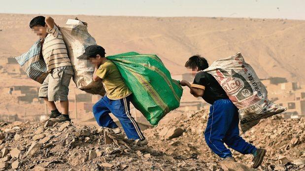 En 7 actividades económicas explotan laboralmente a menores