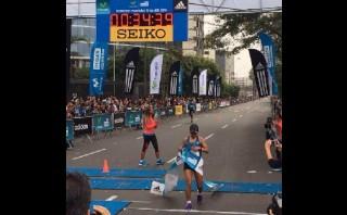 Inés Melchor se impuso en la 10K de la Movistar Lima 42K