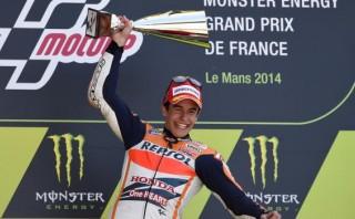 MotoGP: Márquez mantiene su racha en Le Mans