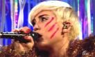 Miley Cyrus hizo un cover de los Beatles en los Billboard 2014