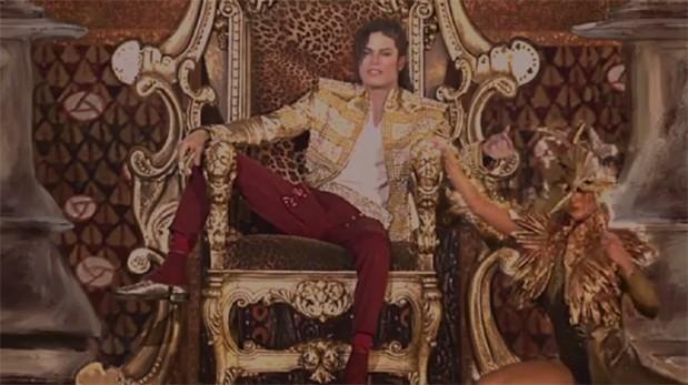 Michael Jackson: ¿Cómo se hizo el holograma de los Billboard?