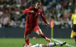 Portugal definió lista de 23 que lidera Cristiano Ronaldo