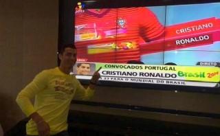 "Cristiano Ronaldo lanza amenaza por Mundial: ""Brasil acá vamos"""
