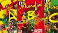Revista DT Mundial: este jueves el Grupo B de Brasil 2014