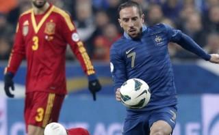 """Ribéry sobre Brasil 2014: """"Este será mi último Mundial"""""""