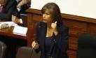 Cecilia Tait espera que Ética no archive investigación a Uribe