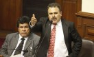 """Otra de Rimarachín: """"El verdadero tránsfuga es Ollanta Humala"""""""