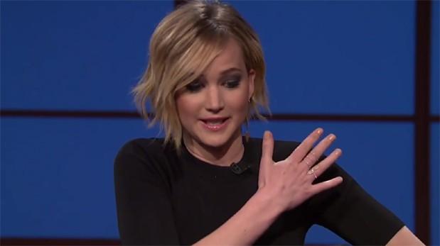Miley Cyrus criticó a Jennifer Lawrence por ¿mala conducta?