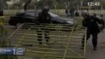 Trabajadores administrativos del Minsa se enfrentaron a Policía - Noticias de neptalí santillán