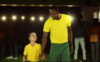 Usain Bolt, un convocado de lujo para el Mundial Brasil 2014