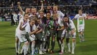 Bellas campeonas: así se celebró la final de Champions femenina